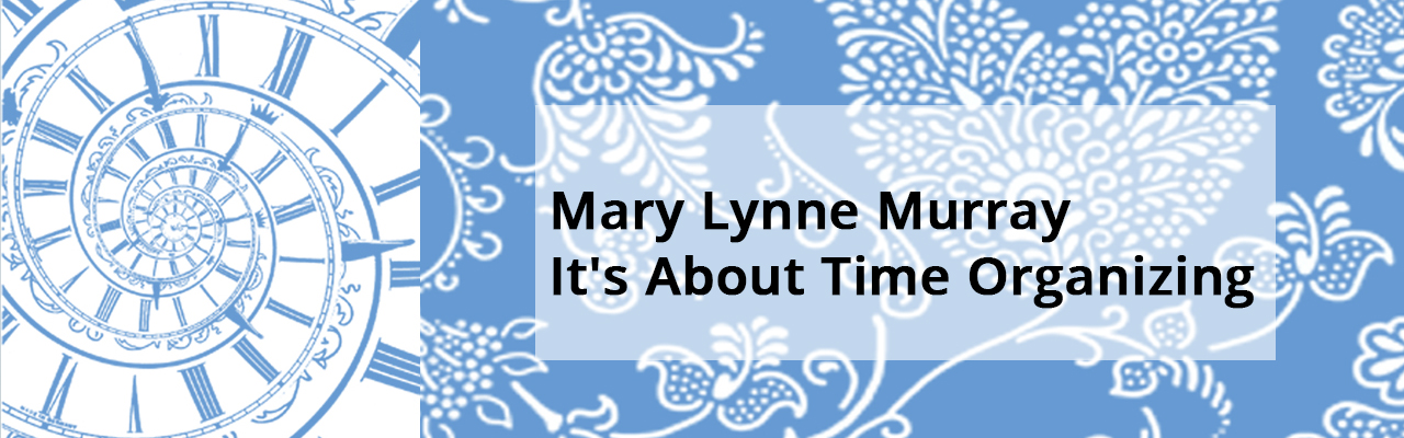 It's About Time - Mary Lynne Murray